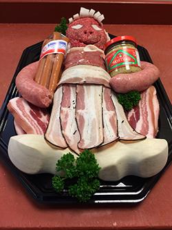 Vlees Sarah